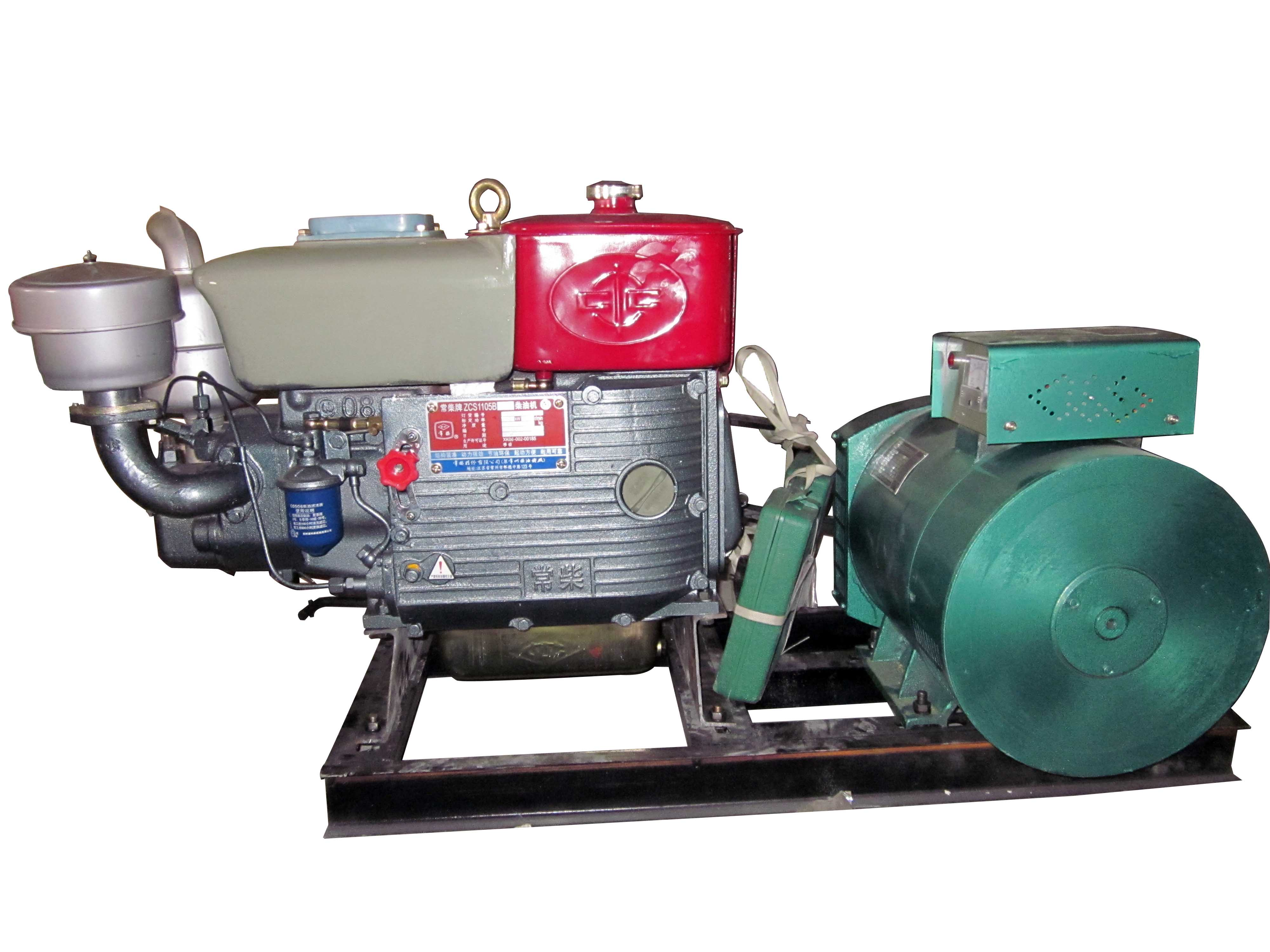 USD 541 67] Authentic sel generator changchai shares from 3KW