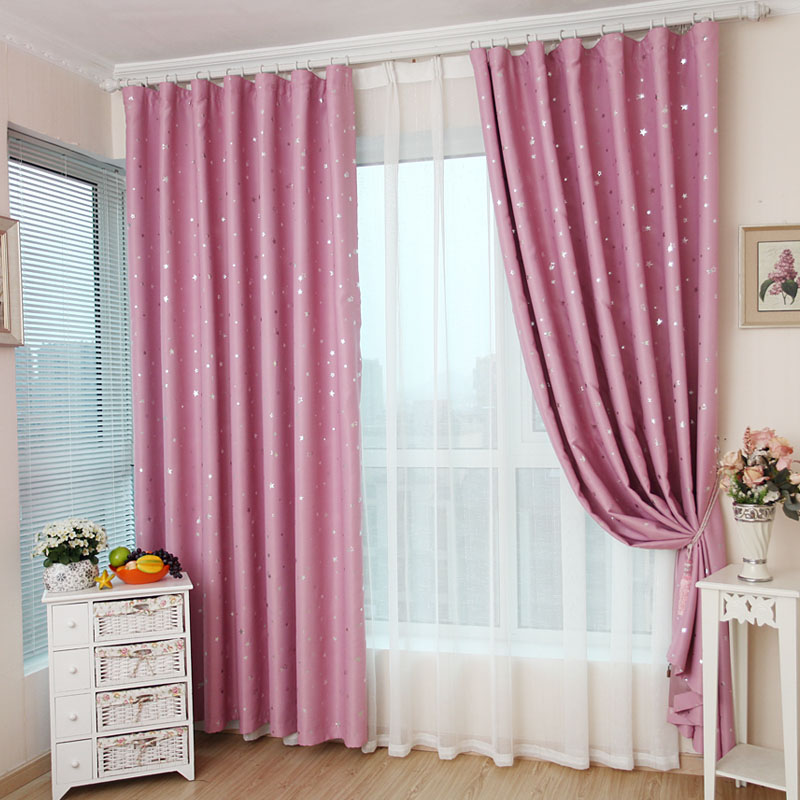 Good language garden finished curtains bedroom blackout curtains ...