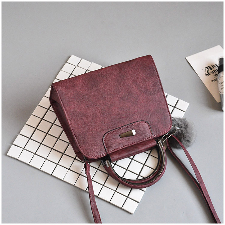 Explosion promotion in 2019, low price one day snapped up, Handbags, Fashion Shoulder Bags black one size 51