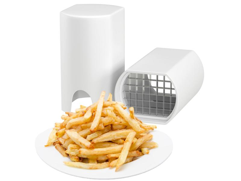 薯条制作神器——不用刀切也能做薯条!