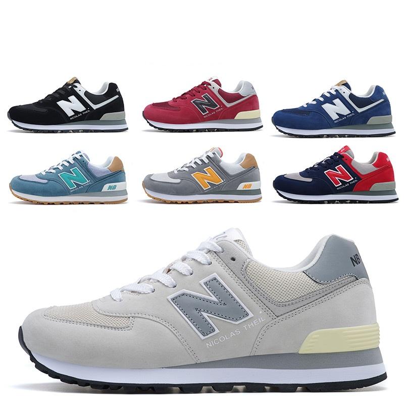 NBBaoBei专柜正品新款时尚潮流运动鞋男鞋女鞋休闲鞋跑步鞋574