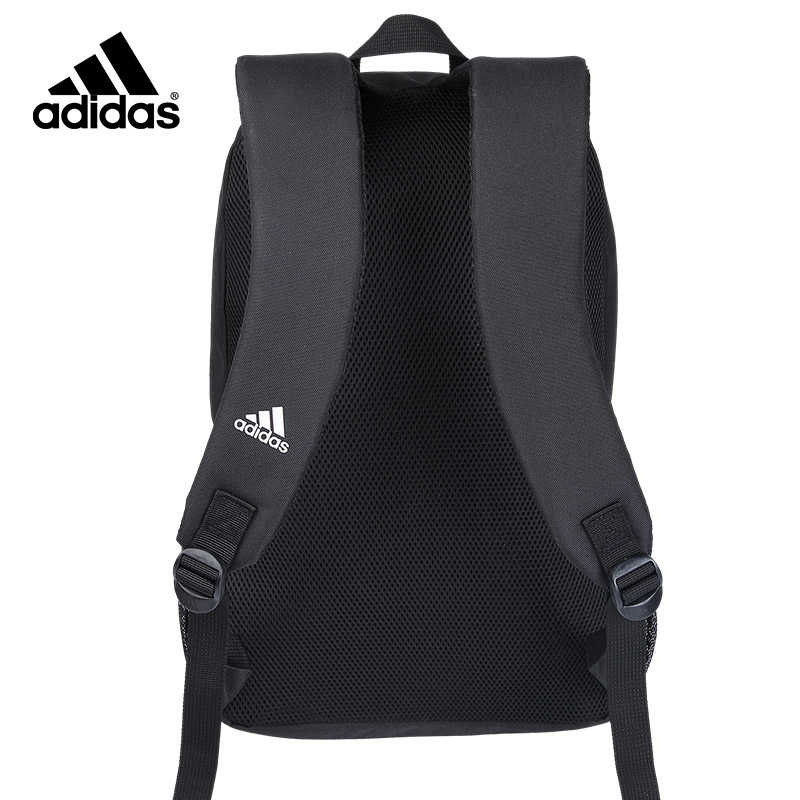 e06e275a4004 Genuine Adidas Sports Backpack adidas Student Book Men and women Bag Travel  Backpack Black S02126
