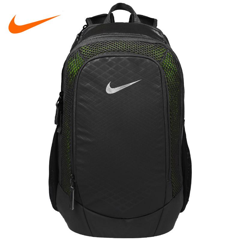 Genuine Nike backpack backpack men and women sports Air Cushion student bag  travel bag computer bag 86b2d1ee8e