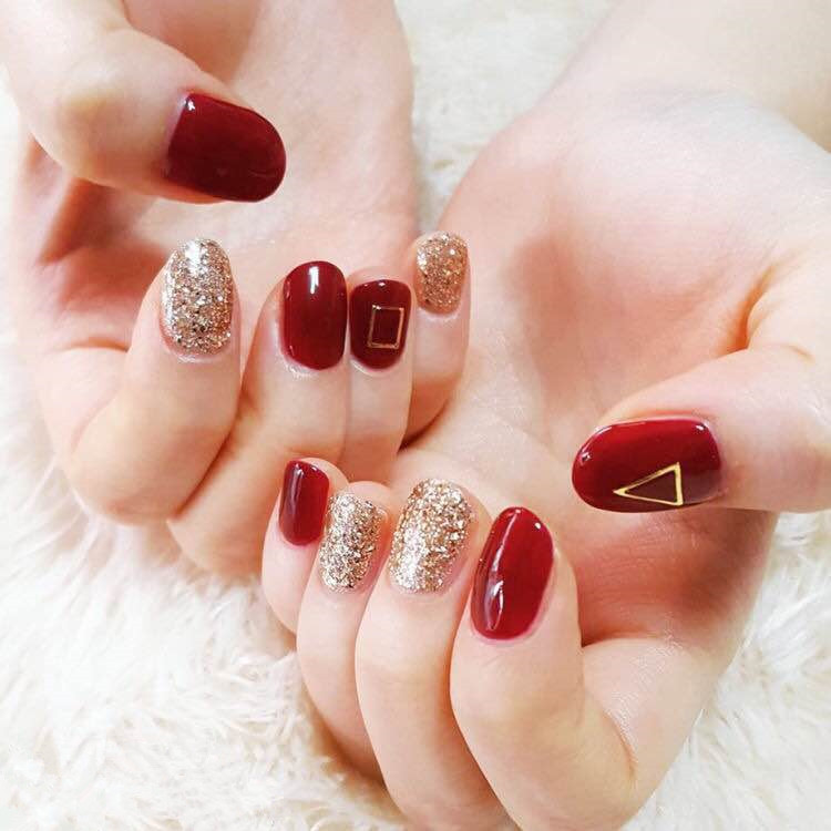 Net Red Environmental Nail Sticker Nail Art Full Waterproof Durable
