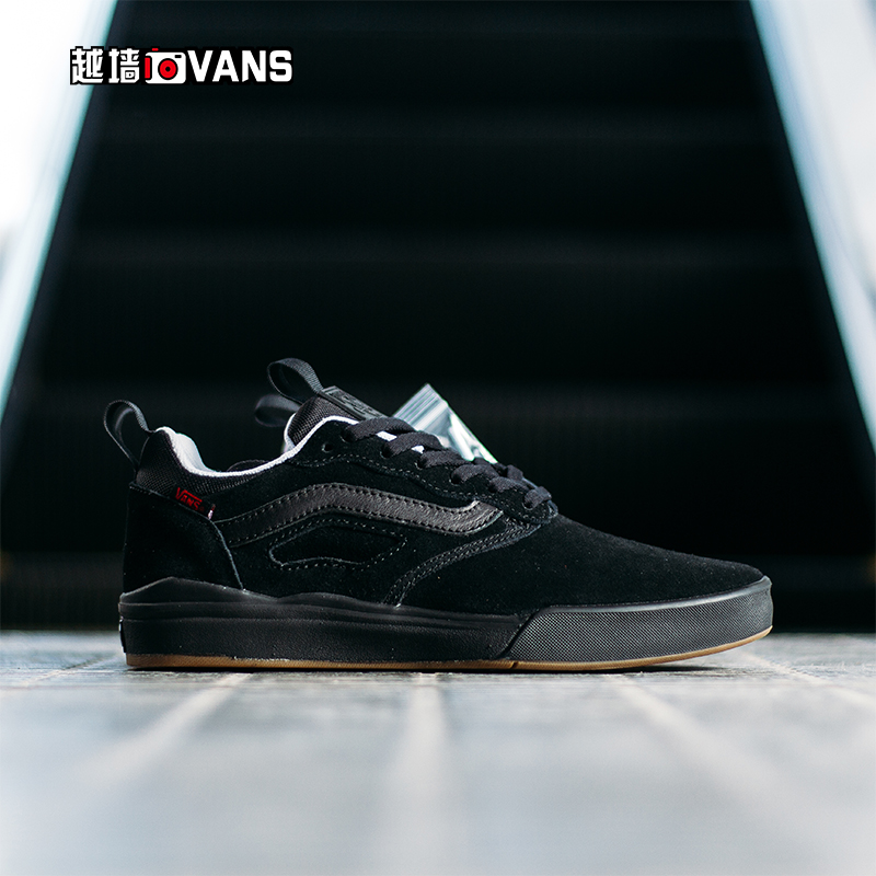 bf89fc3aa0 ... Cross wall VANS authentic flame joint name THRASHER black warrior PRO  low help male skateboard shoes ...
