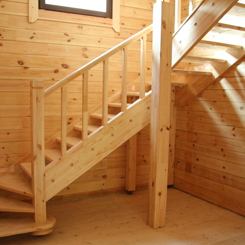 服创 樟子松免漆扣板桑拿板吊顶阳台室内实木装饰护墙板防腐木板