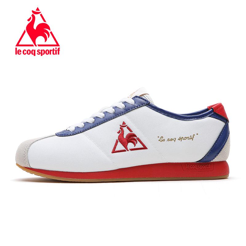 乐卡克法国公鸡经典蒙贝利尔轻便休闲鞋运动鞋男女CMT-191308 07 67cf5da19