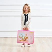 Brush with easel Childrens brush set stationery gift box stationery hand-painted