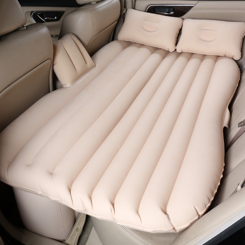 Car Inflatable Bed Car Suv Rear Row Mattress Air Bed Back Seat