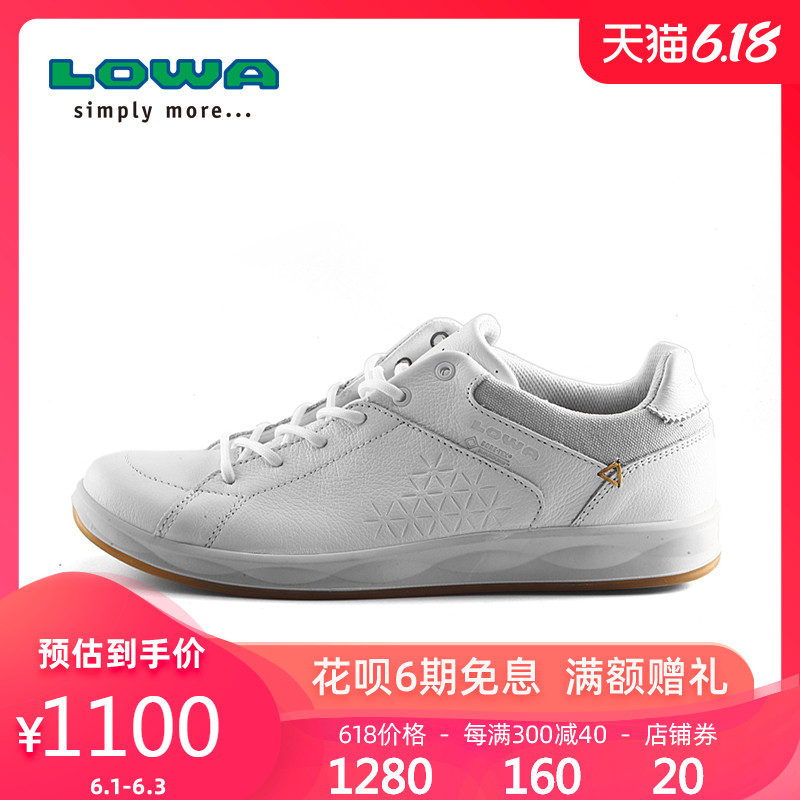LOWA City Outdoor Travel SAN JOSE GTX Women's Low Gang Waterproof Breathable Casual Shoes L520804