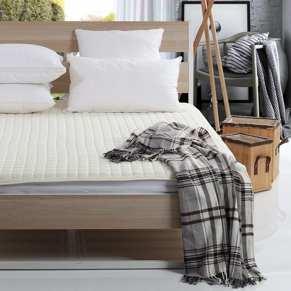 Матрац Мульти-любимый текстильных студентов матрас защита коврик кровать коврик удобная защита Белла мат