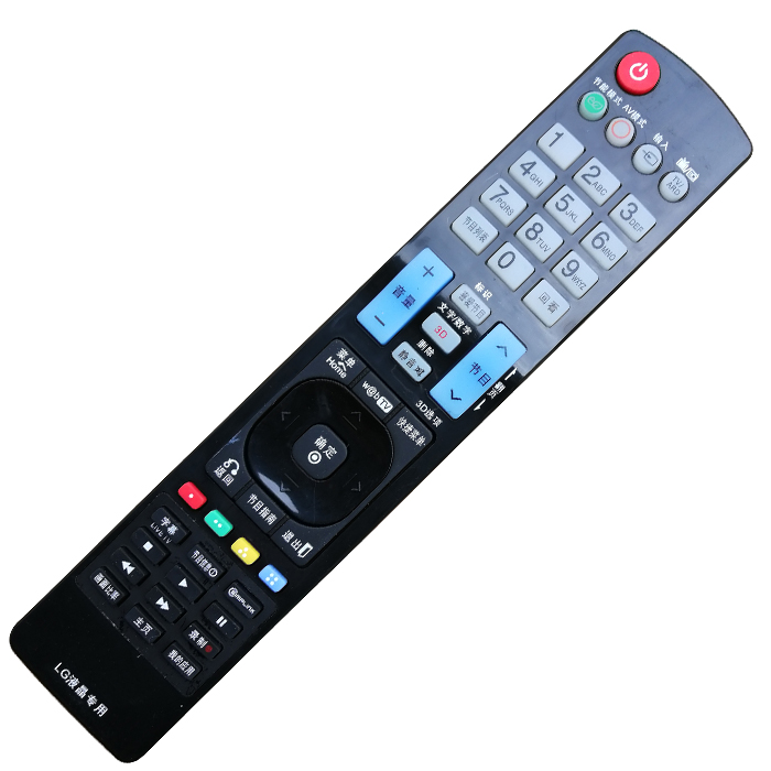 LG smart network LCD 3D plasma TV remote control board universal universal  without setting up direct use