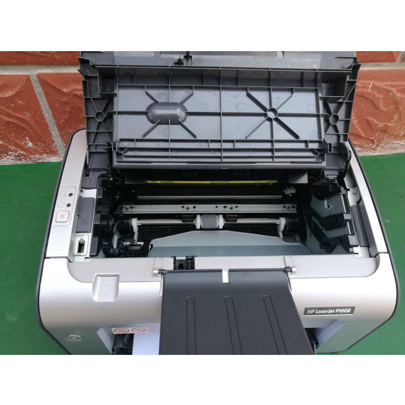 Second-hand HP1108 1106hp1007 HP1020 A4 Black and White Small Laser Printer  Home Office