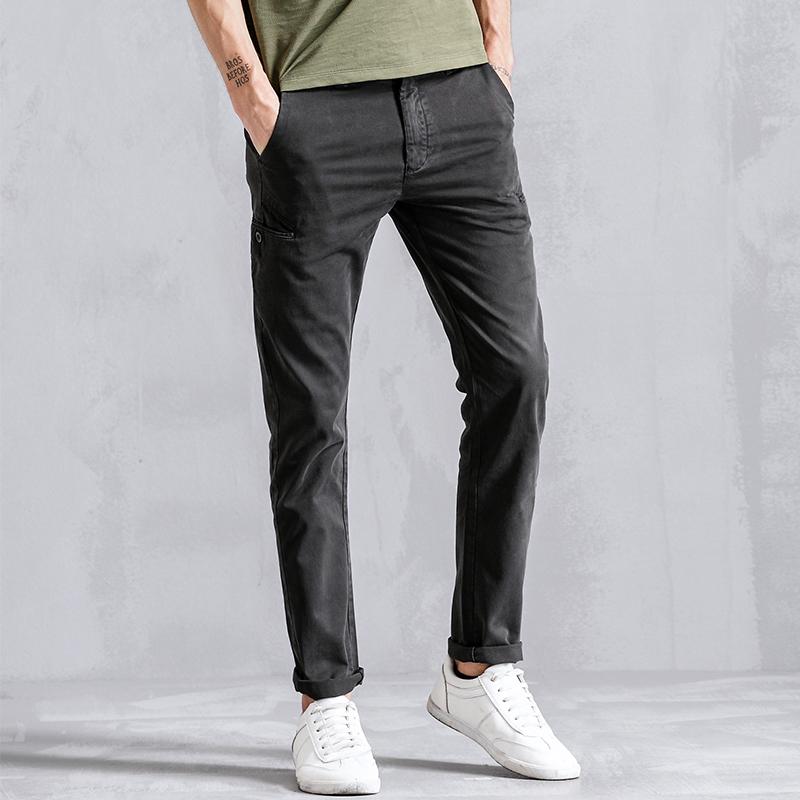 Spring Men's Casual Pants, Str...