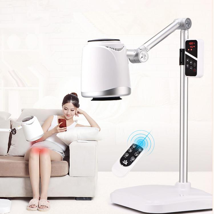艾灸仪器无烟熏蒸仪家用宫寒艾炙家庭式电子全身美容院益生理疗仪