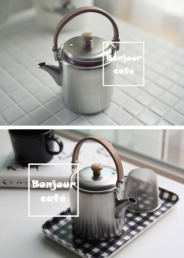 Was mistake asian restaurant style stainless steel tea pot are absolutely