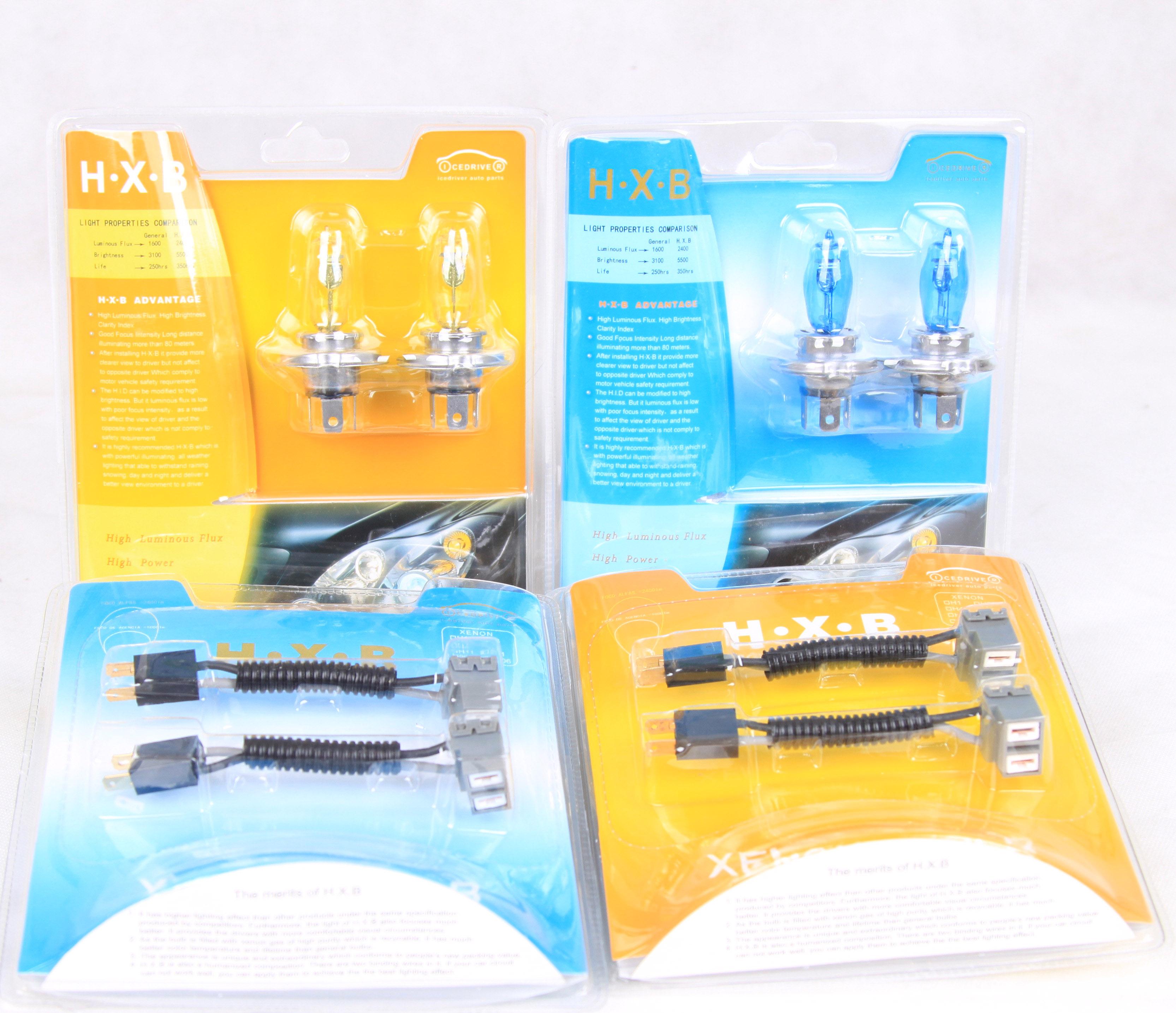 Лампочка для авто Icedriver  HXB