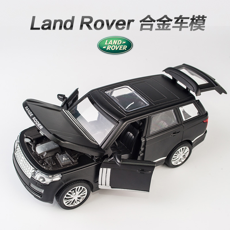 Usd 21 02 Land Rover Range Rover Alloy Car Off Road 1 32 Sound And