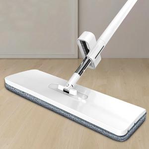 拖把旋转免手洗懒人拖地神器平板家用瓷砖地一拖干湿两用地拖布净