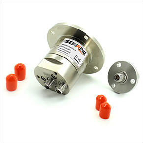 High frequceny slip rings