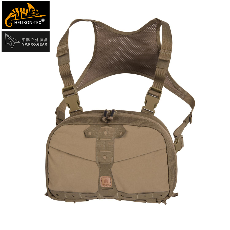 (Spot)Helikon Anteater Chest Charter Energy Vest Outdoor Tactical Commuter Chest Hang Backpack