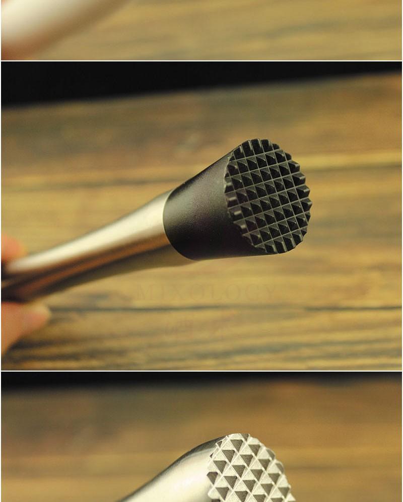 Gadget cuisine - bois massif 19.5cm tout en acier inoxydable 20cm acier inoxydable  acrylique 20cm acrylique noir 21cm acrylique blanc 20.5cm - Ref 3405948 Image 14