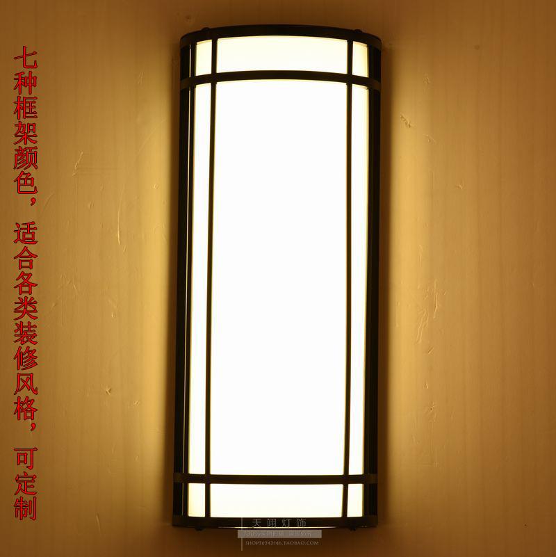 欧式LED走廊灯简约工程墙壁门口室外楼梯户外防水背景阳台墙灯具