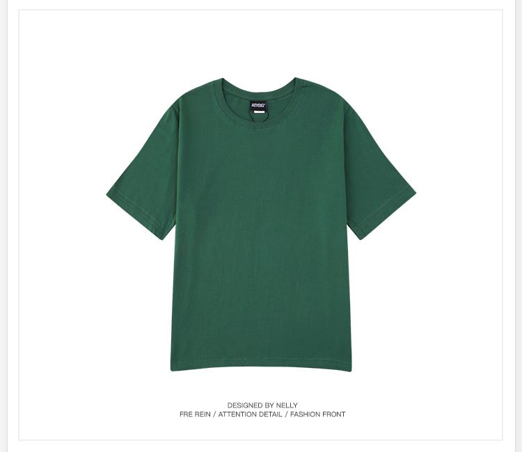 【小尼力】男女纯棉情侣短袖8