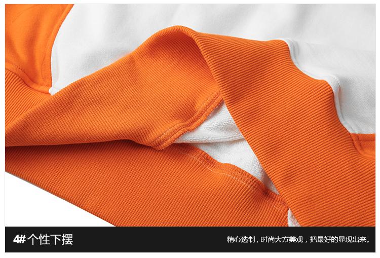 Trung quốc có hip hop JONY J với cùng một đoạn trùm đầu áo len nam giới và phụ nữ hip hop lỏng áo sơ mi dài tay áo những người yêu thích áo khoác