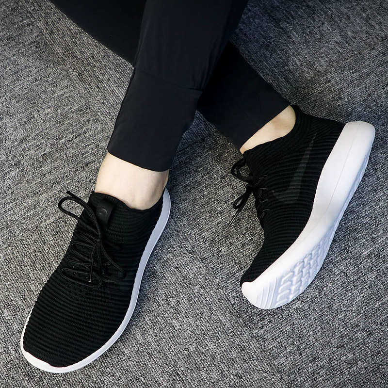 USD 174.56] Nike shoes 2018 autumn Roshe One Flyknit V2 sneakers ...