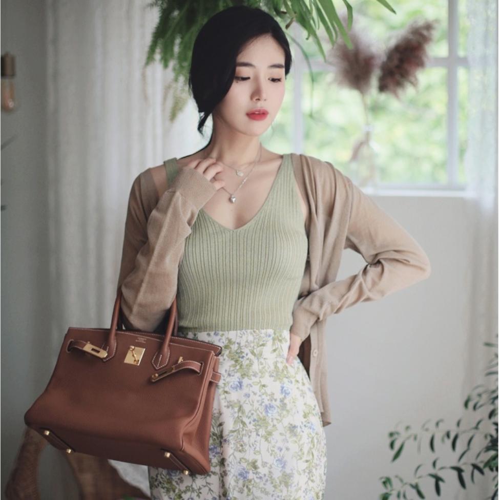 韩国外套代购a外套公主可爱淑女上衣正品针织衫女长袖蕾丝长袖开衫