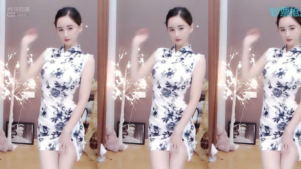 中国蓝丶月月王热舞直播视频2019091617