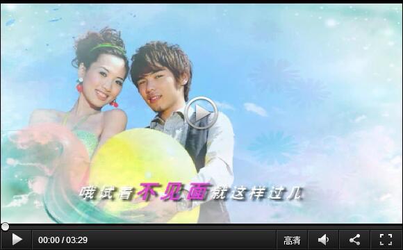 新鲜爱(宽屏)-PR CS3 婚纱22