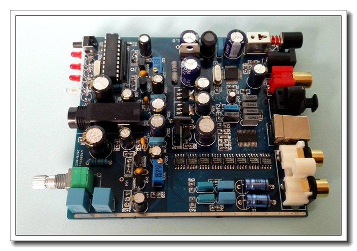 L1387A 8X Decode 1969 Pure Armour T-AMP One Machine TDA1387 Super TDA1541 New