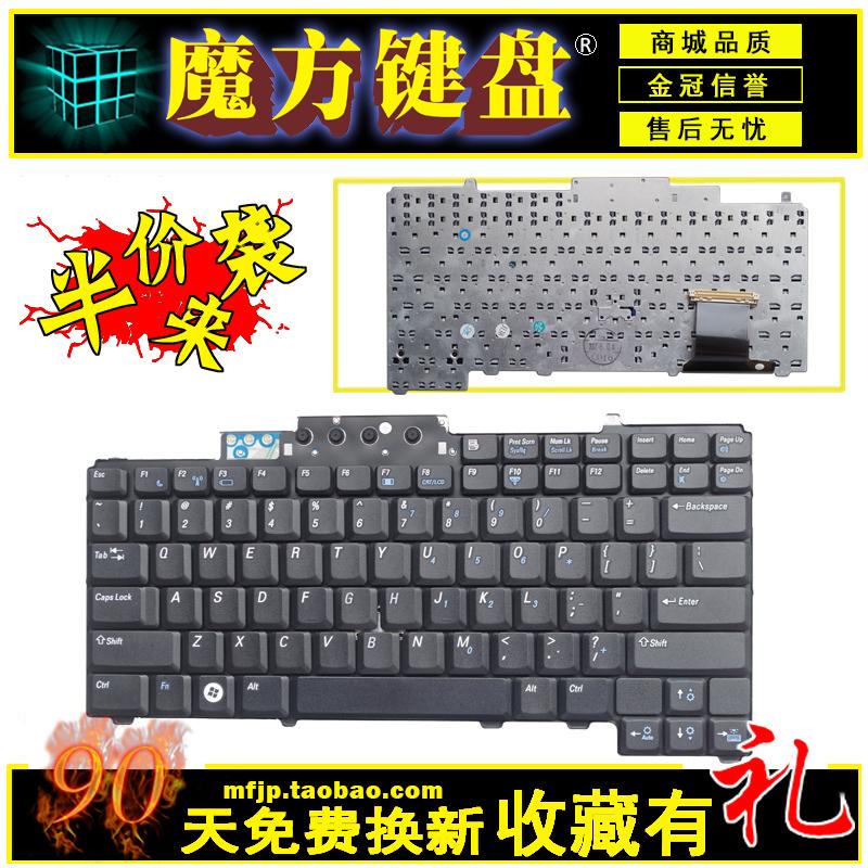 键盘DELL戴尔D620D630D631D820M65D830PP1818L魔方