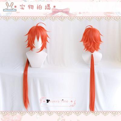 taobao agent 【kira time】 cosplay wig IDOLiSH7 観巡り no tester Nanase Luk