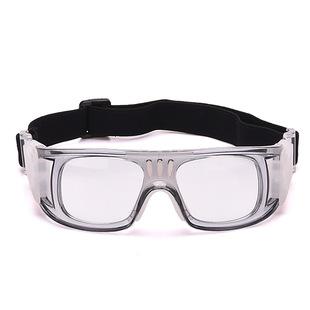 篮球眼镜运动近视眼镜专业护目镜打踢足球眼睛框镜架男款可配镜片