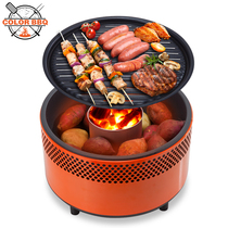 Daily special charcoal Barbecue stove indoor outdoor portable windproof