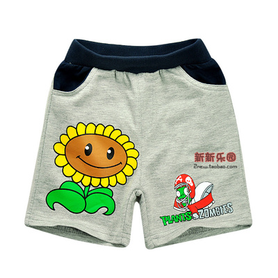 2-year-old 3-year-old children's clothing boys summer children's baby shorts casual cotton pants children's pants pants