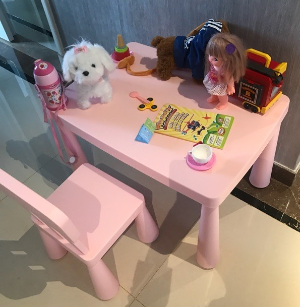 Ikea Ikea Domestic Purchase Mammut Children S Table Study