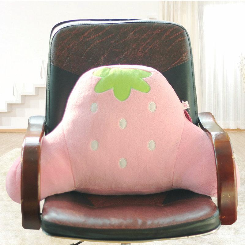 Подушка декоративная Большой поясничной подушки подушки офис талии подушка мультфильм диван подушка подушка спинки прикроватный подушка