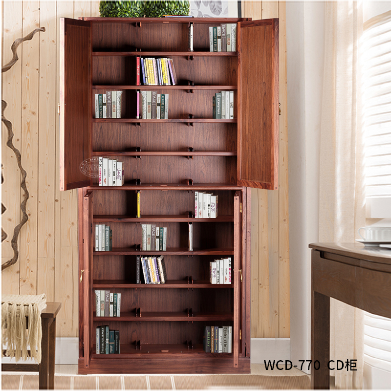 Element Wcd 770 Solid Wood Cd Cabinet