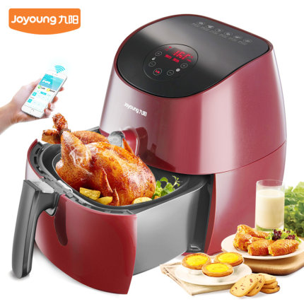 Air Fryer JOYOUNG (九阳) KL32-I7 Non Oil Air Fryer Home Electrical Appliances