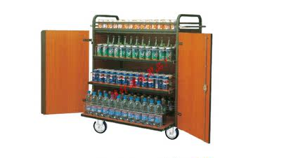 4a743ba076f1 Southern Yaxuan Hotel Premium Wine Transportation Service Car Beverage  Transport Car Trolley Wine Cart New Products