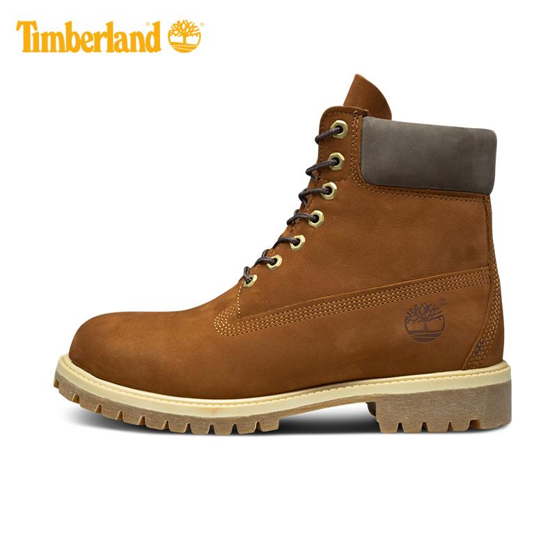Giày dép nam Timberland Tim Berk đôi giày cao cấp cổ điển ngoài trời 6 inch | A1LXU