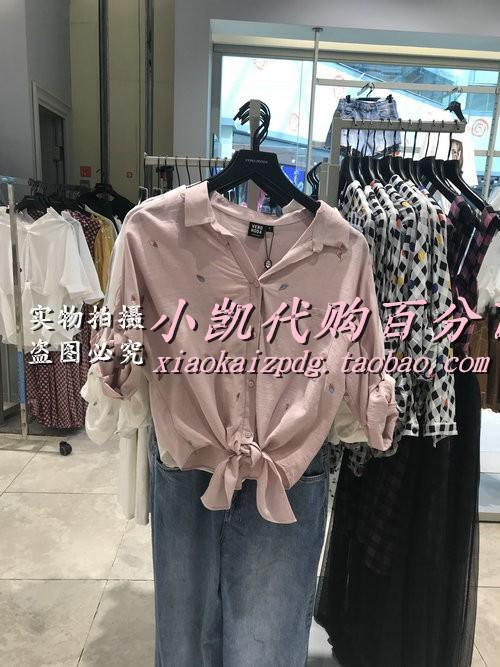 正品衬衫VEROMODA新款专柜319331570319231528319331505S85