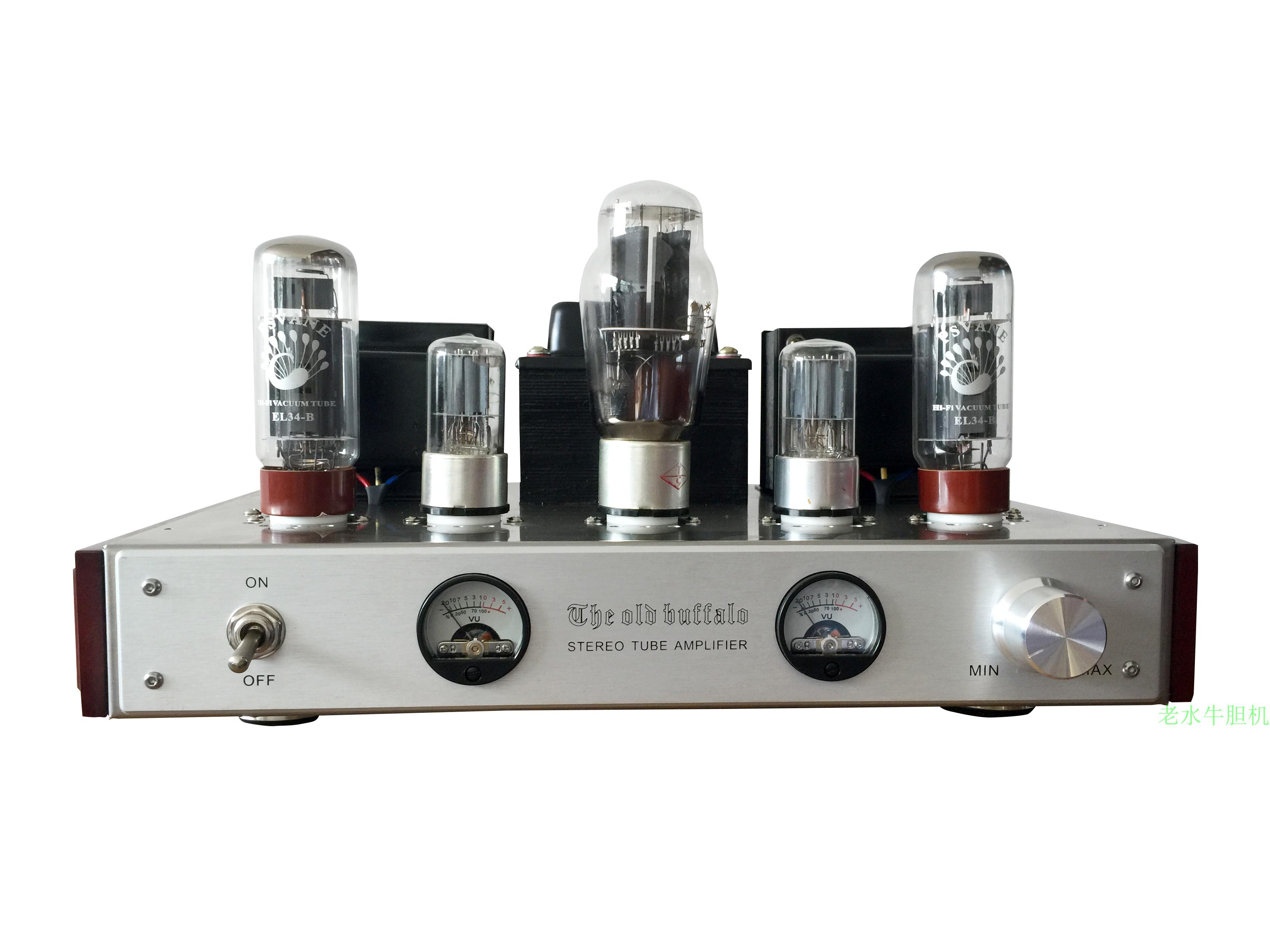 Noble sound EL34 pure hand-built fever single-ended armor