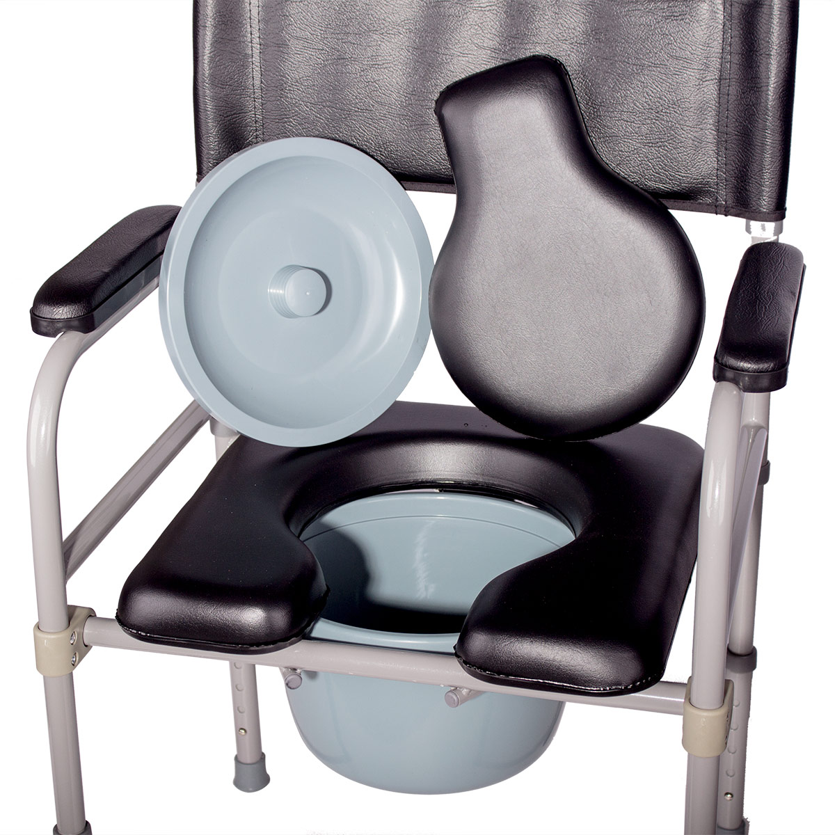 USD 51.83] Yad elderly potty chair pregnant women the toilet chairs ...