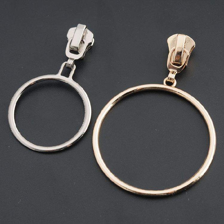 Usd 445 Explosion Models Metal Large Circle Pull Piece Pendant