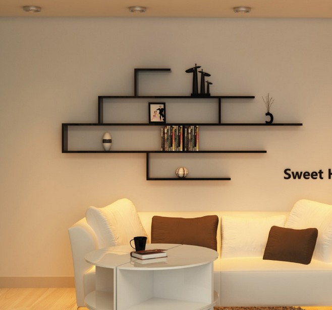Creative Tv Cabinet Wall Hanging Background Wall Decorative Frame